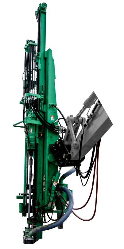 Montabert | CPA X-Tend Drilling Attachment